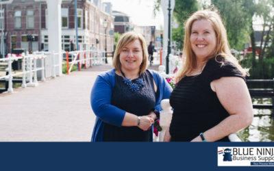 Meet the Blue Ninja Directors – Julie Taylor and Louisa Stewart