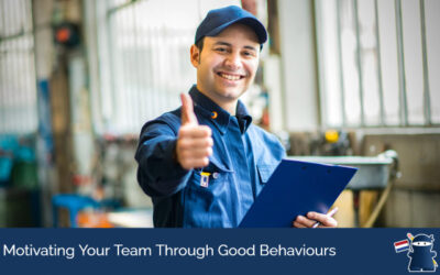 Motivating Your Team Through Good Behaviours