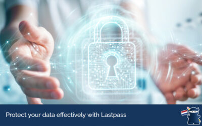 Protect your data effectively with Lastpass