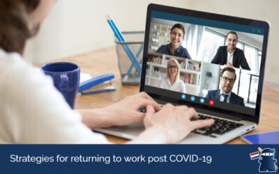 Strategies for returning to work post COVID-19