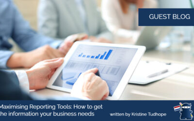 Maximising Reporting Tools: How to get the information your business needs