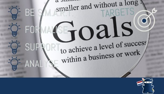 How to set goals and targets to drive your business forward